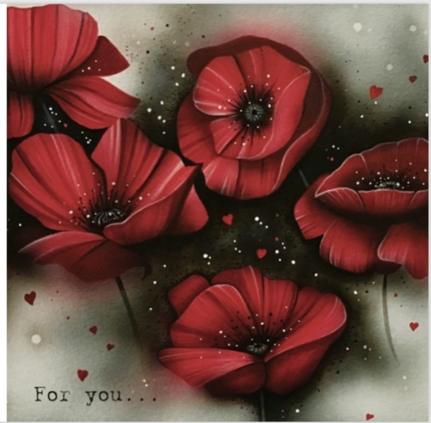 'For You' Greeting Card